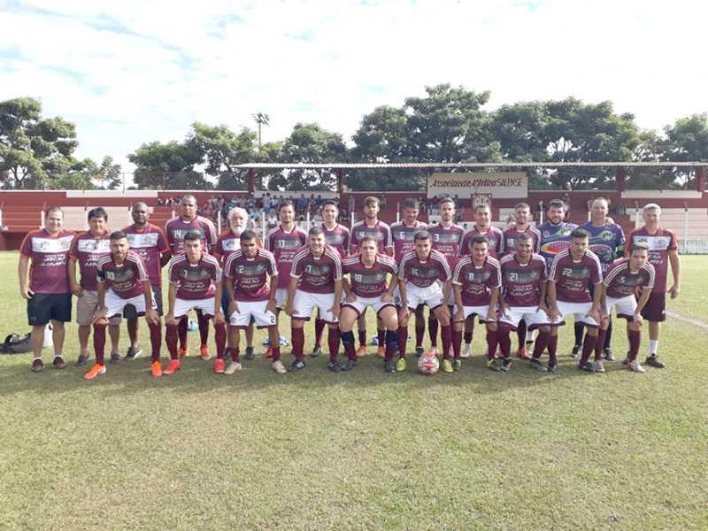 Associação Atlética Salense promete jogar pela vitória no segundo jogo da fase mata-mata contra o Operário