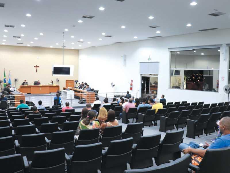 Acesso às sessões será restrito a vereadores, servidores e imprensa