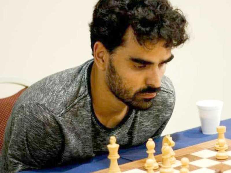 Mestre Internacional Roberto Molina foi o campeão do evento