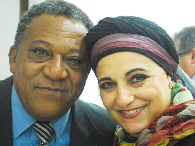 José Luiz Monteiro e Linah Biasi