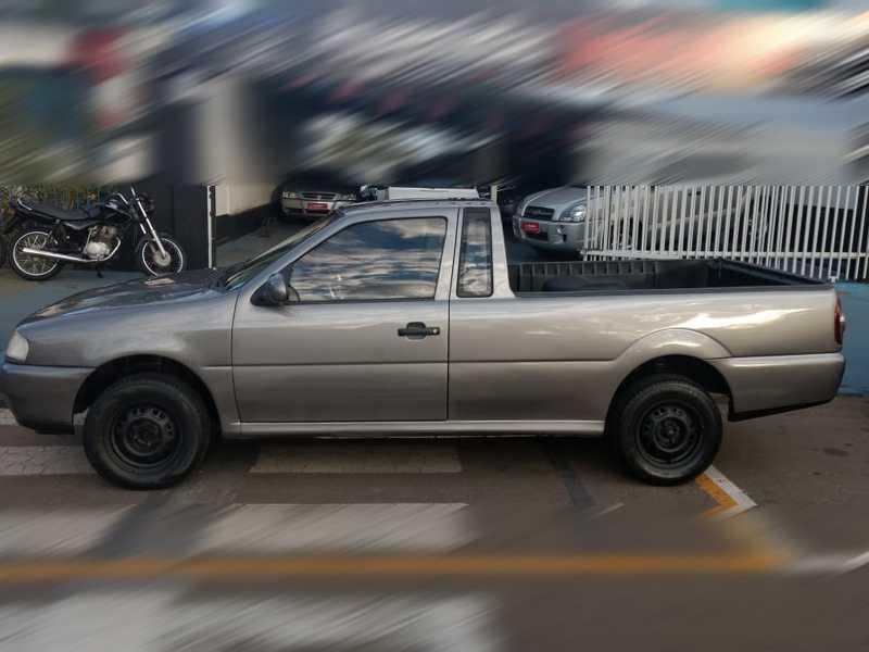 Na foto, veículo que foi levado pelo estelionatário