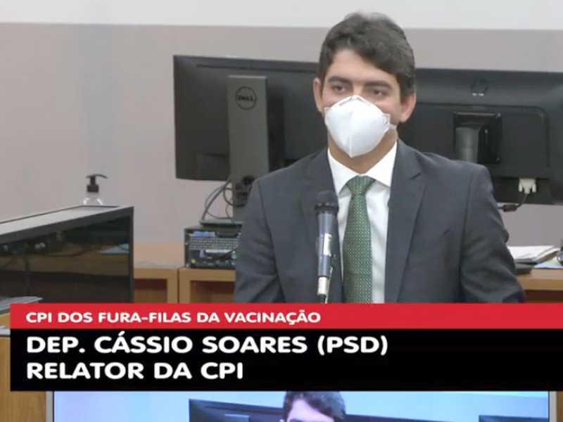 Cássio Soares questiona Poder Público Pandemia