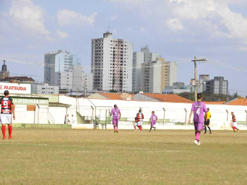Torneio entre equipes da região de Paraíso ajudam a movimentar o futebol amador