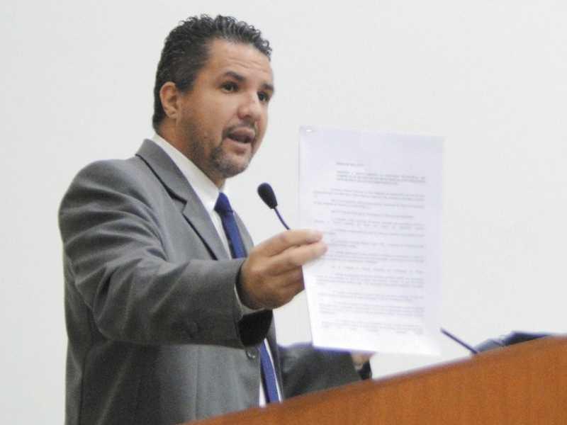 Vereador Marcelo de Morais diz que proposta do SVO irá beneficiar a toda população