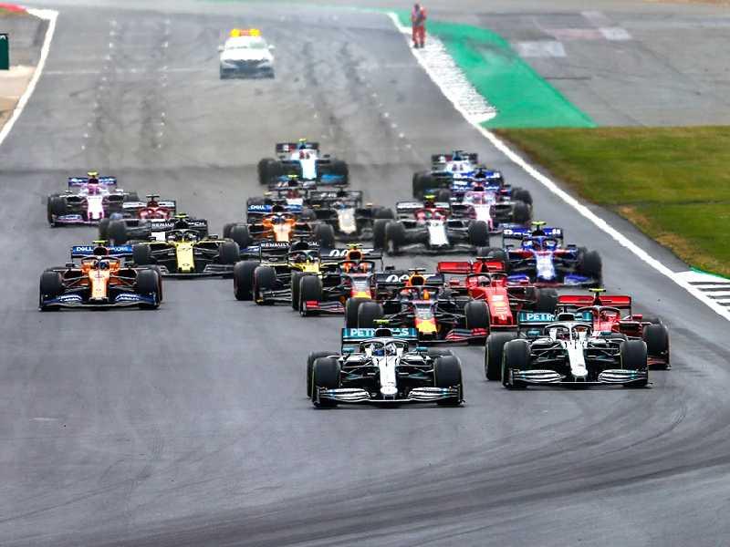 Temporada da F1 deve se concentrar na Europa por conta da pandemia