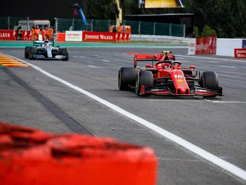 Charles Leclerc tornou-se o 108º piloto a vencer uma corrida de Fórmula 1