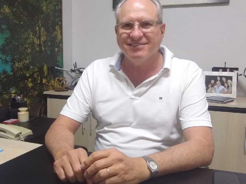 Diretor presidente, Luiz Antônio Tonin