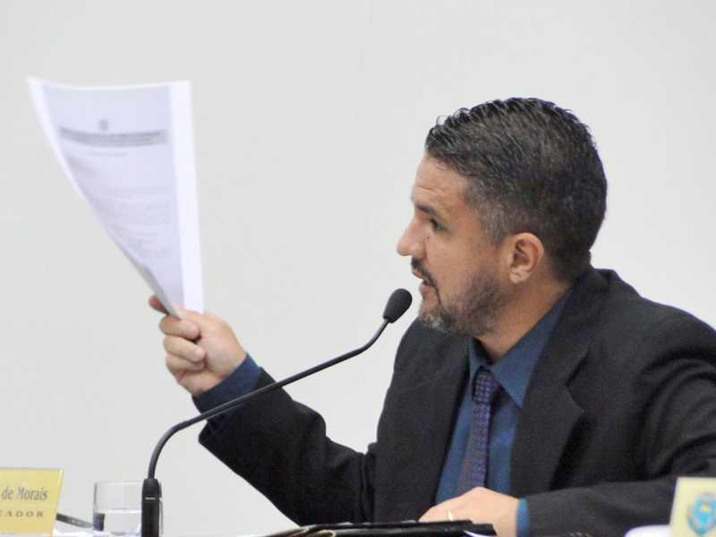 """Morais comentou situação e afirmou que suplente foi """"induzido ao erro"""""""