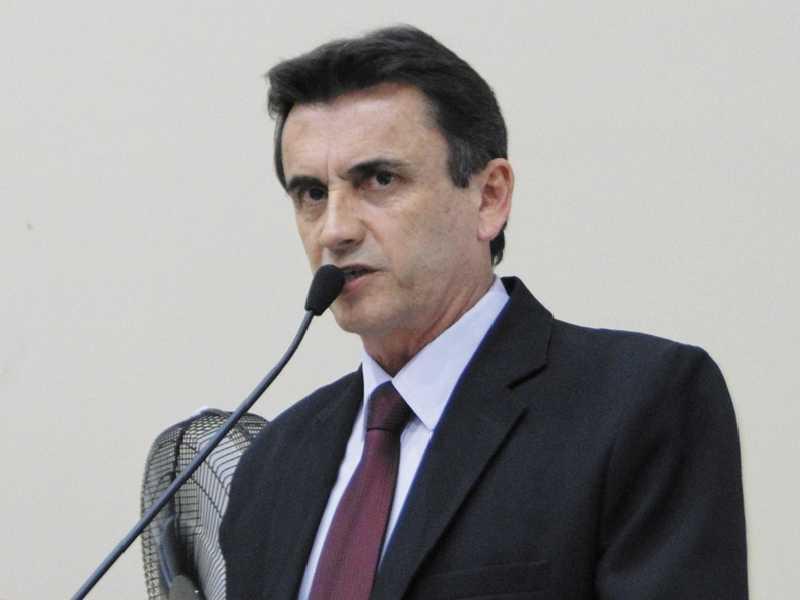 Vereador Luiz Benedito de Paula