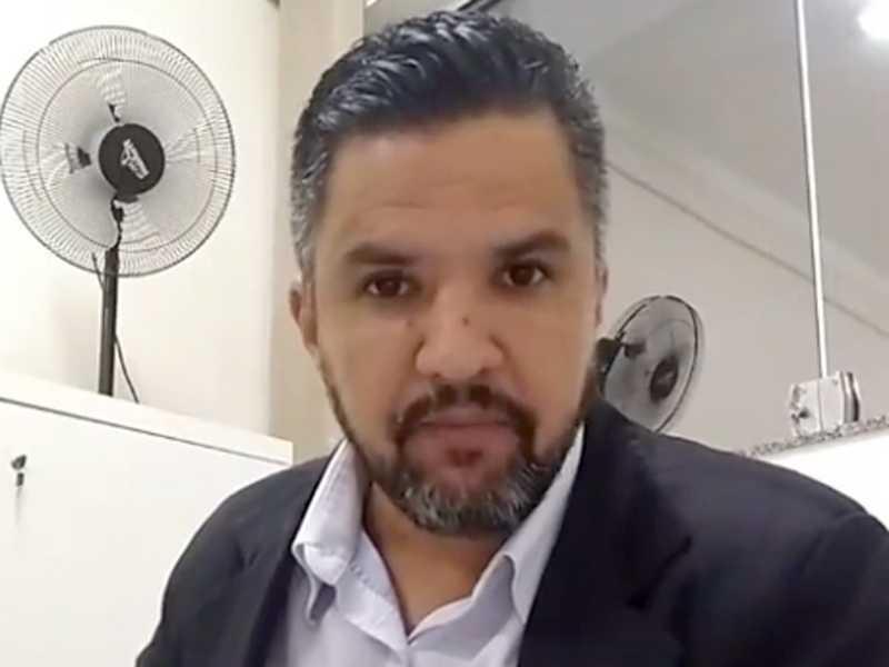 Vereador Marcelo Morais