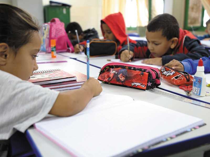 O resultado da avaliação confirma o bom desempenho e eficiência das escola da Rede Municipal de Ensino
