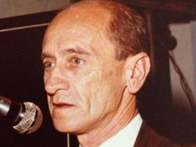 Jornalista Anibal Deocleciano Borges