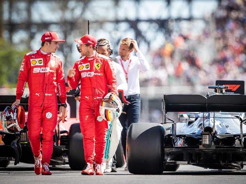 Leclerc e Vettel: nova rivalidade prestes a explodir na Fórmula 1