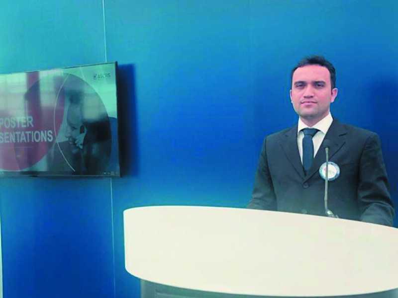 Oftalmologista Fernando Silva Moura