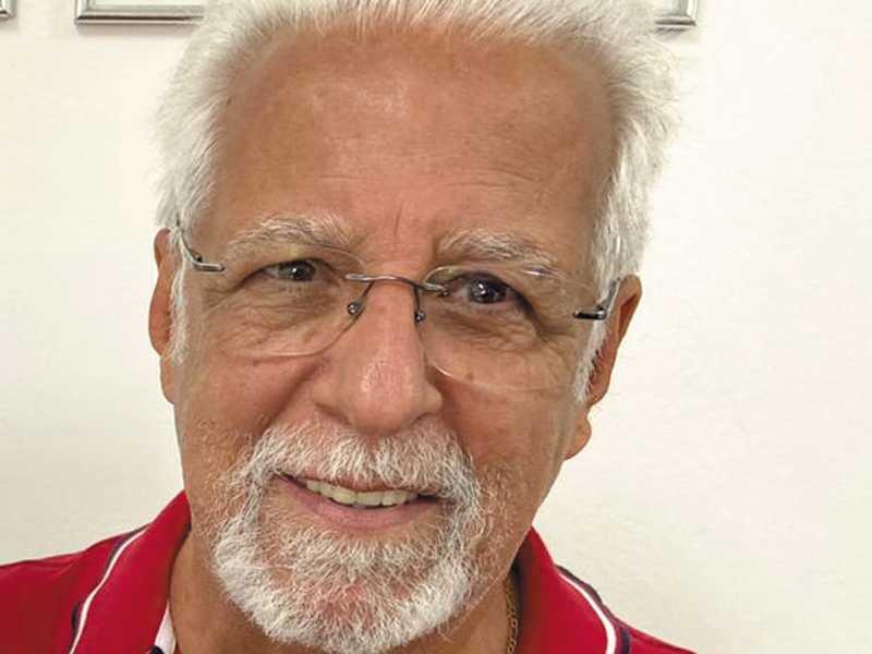 Ailton Rocha de Sillos, presidente da ACISSP