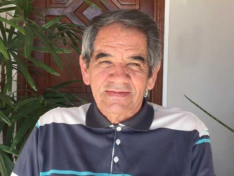 Parabenizamos o prezado amigo Laércio Felício que celebra mais um ano de vida no dia 30. Membro da Academia Paraisense de Cultura, é poeta e escritor.