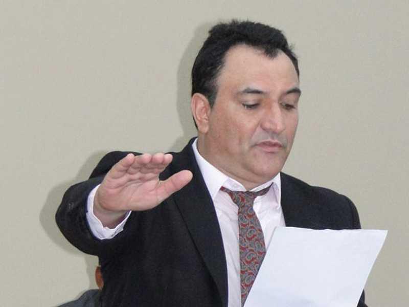 Pedro Delfante também exerceu vereança em 2016,  como suplente de Walker Américo Oliveira  que na época assumiu a prefeitura
