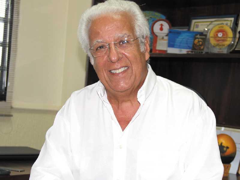 Presidente da Acissp, Ailton Rocha de Sillos