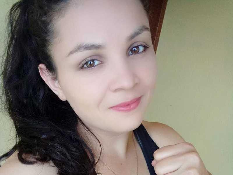 Camilla Guimarães é professora de artes marciais e lutadora profissional