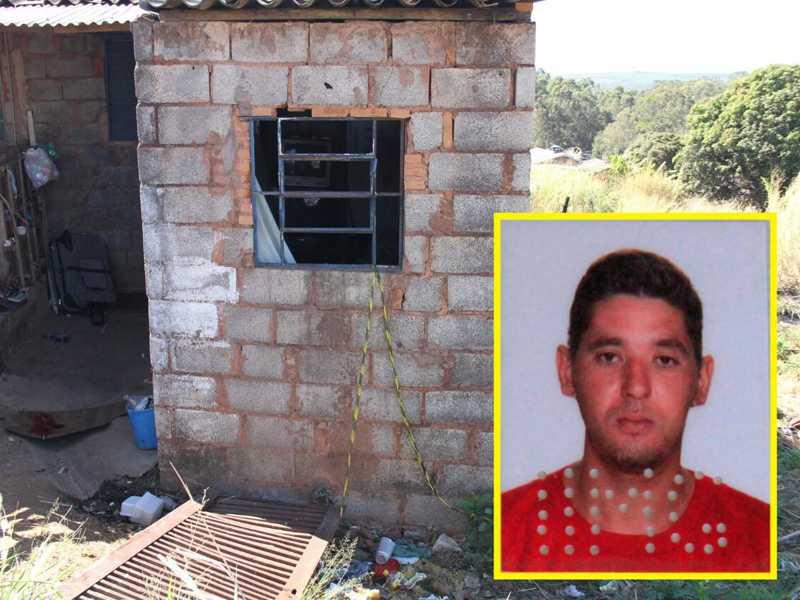 Fábio Dias De Lira, de 31, foi executado com três tiros na madrugada desta quarta-feira (5/8)