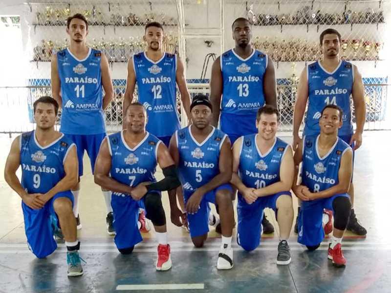 Jovem equipe do Paraíso Basquetebol vem superando desafios na disputa da Copa Difusão