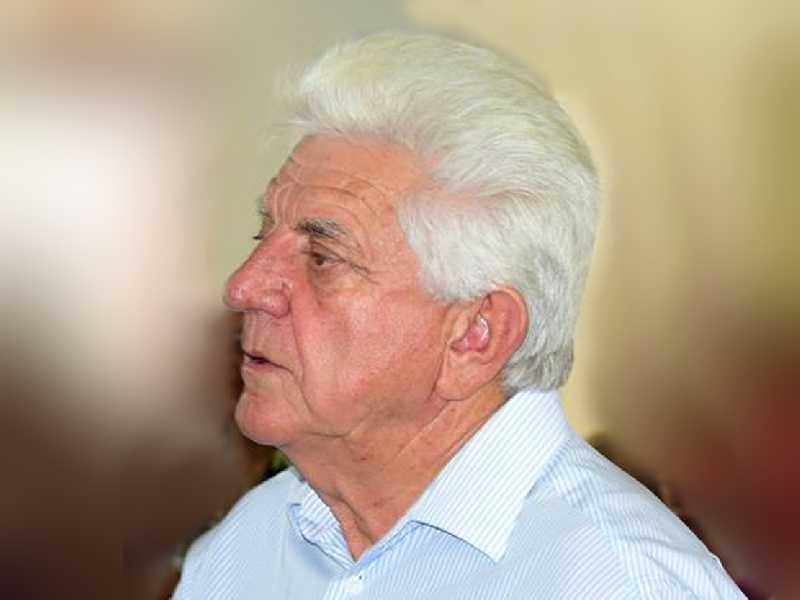 O empresário Luiz Antônio Giacchero