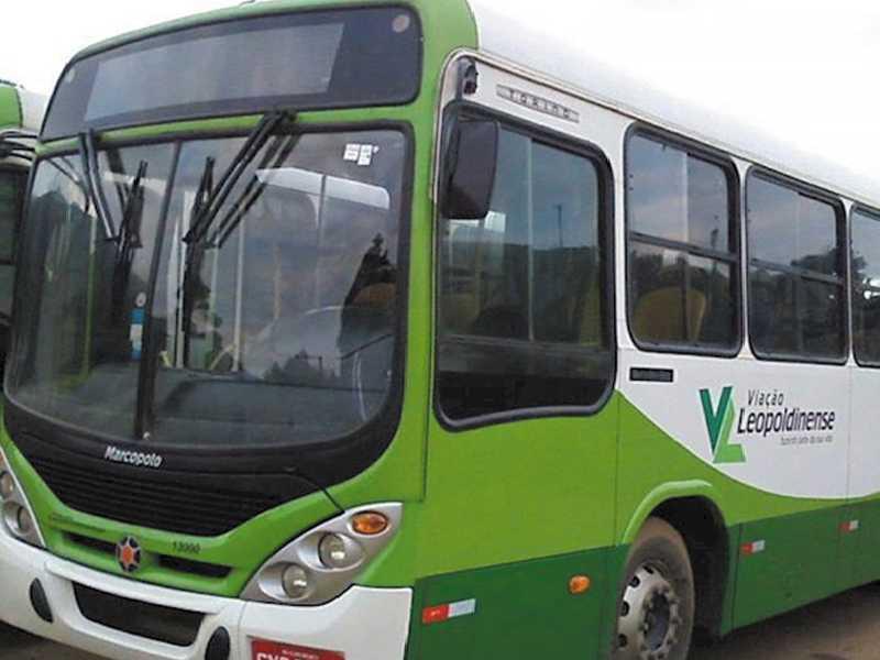 Ônibus da Leopoldinese deverão chegar à cidade nos próximos dias para assumir o transporte coletivo da cidade