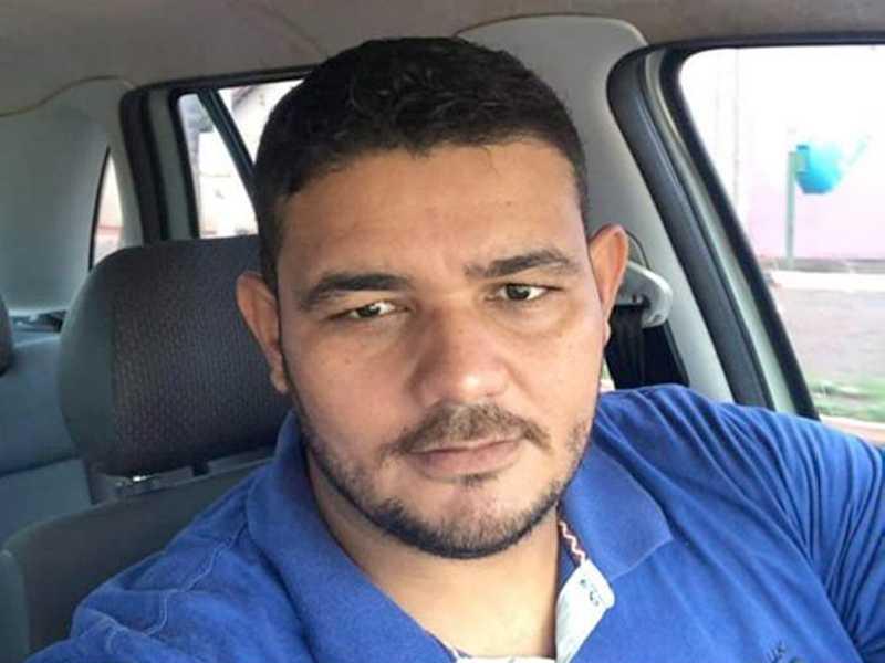 Ricardo César Almeida, de 33 anos,