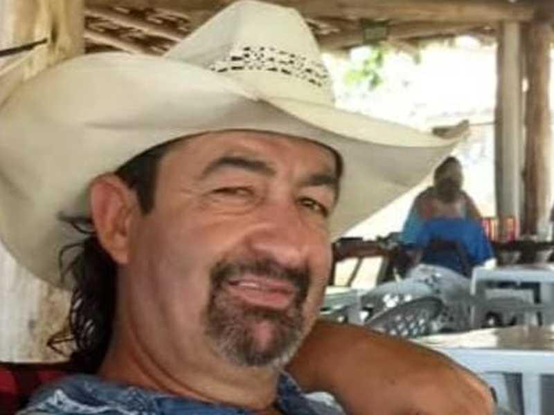 Osmar José Dimas, de 46 anos