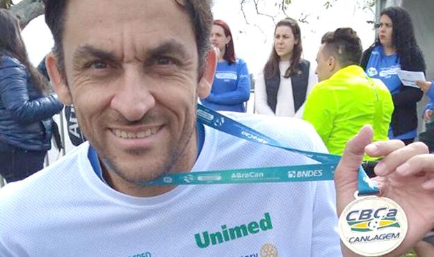 De Paraíso, Marcelo Carmessano obteve mais uma conquista na canoagem