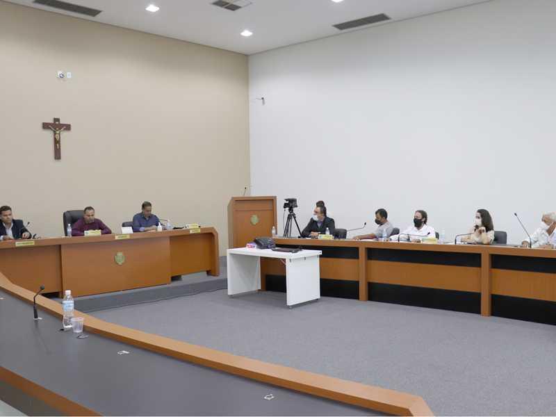 Reunião tratou dos problemas e soluções para o setor de transporte coletivo público da cidade a curto, médio e longo prazo