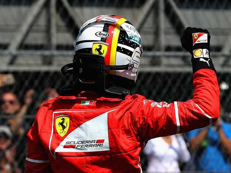 Passagem de Vettel pela Ferrari está  longe de ser fracasso, mas também  não deixará saudade nos torcedores