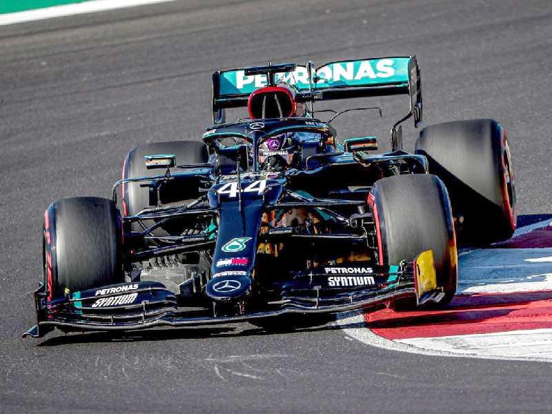 Lewis Hamilton agora é o maior vencedor da F1 e sozinho soma o  mesmo número de vitórias de Senna e Prost