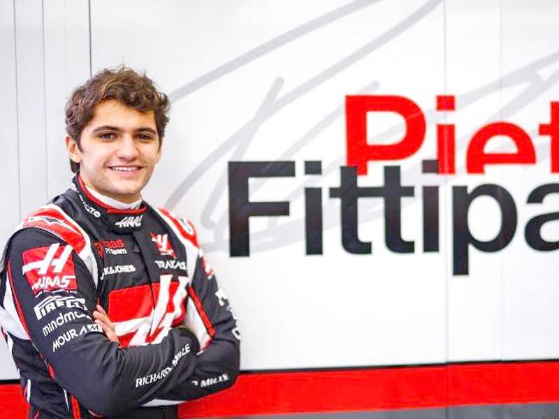 Com Pietro na Haas, a terceira geração dos Fittipaldi estreia na F1