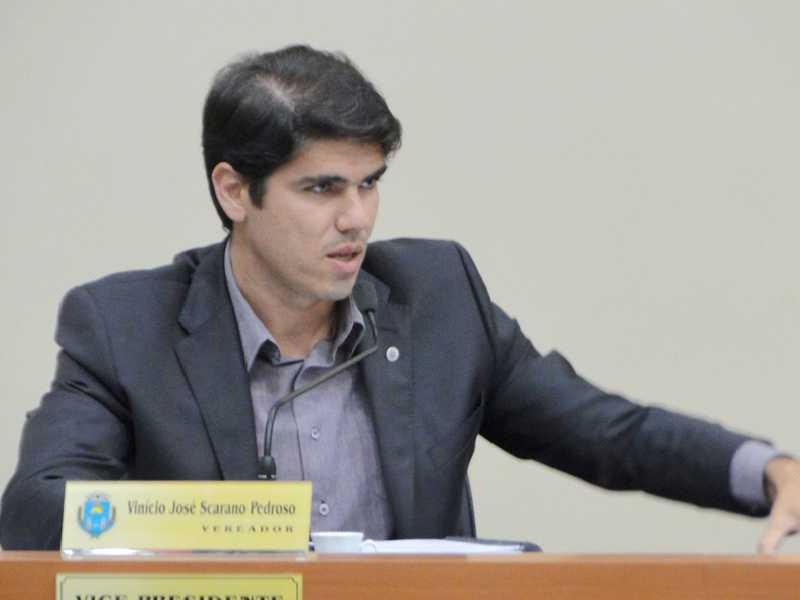 Diretor da Escola do Legislativo Vinício Scarano