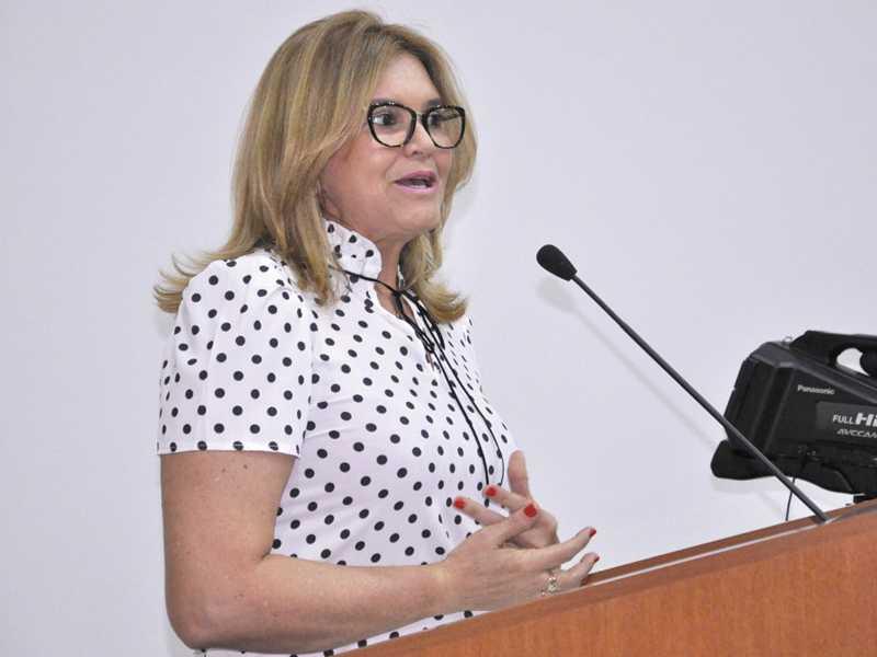 A diretora do Grupo Duzani, Patrícia Zani Vargas, falou sobre a proposta que nasceu da necessidade de poder fazer mais pelas mulheres que sofrem com o câncer de mama