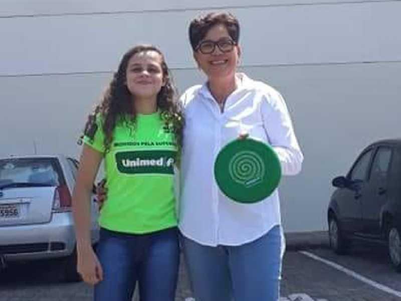 Bianca disputa mais um campeonato de jiu jitsu e agradece apoio de Dilma