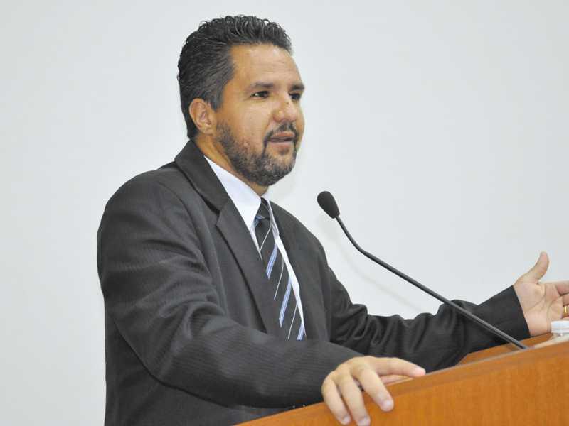 Morais ocupou a tribuna para se despedir do seu mandato como presidente da Câmara