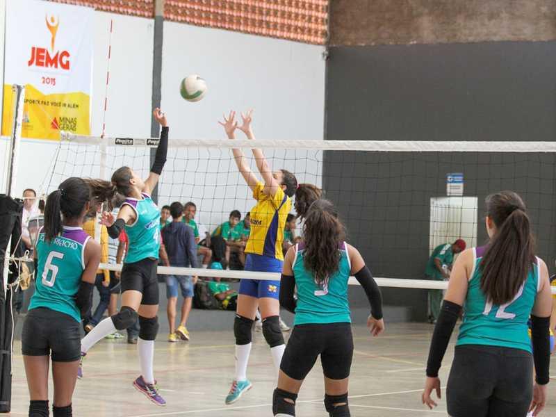 Várias equipes de São Sebastião do Paraíso classificaram para etapa regional do JEMG no próximo mês