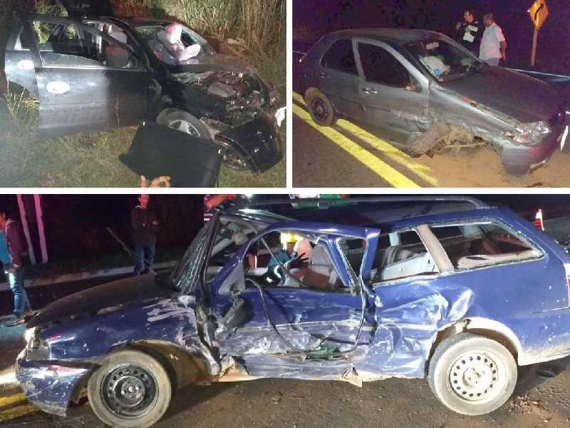 Conduto de Parati seguia pela contramão de direção e causou acidente =