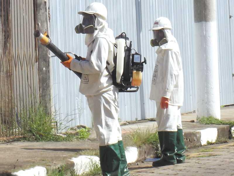 Índice de Infestação do Aedes Aegypti (Lira), dados apontaram um índice que chega a 9,3% no município