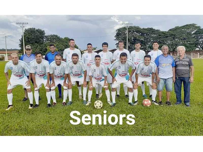 Equipes de Paraíso como Senior