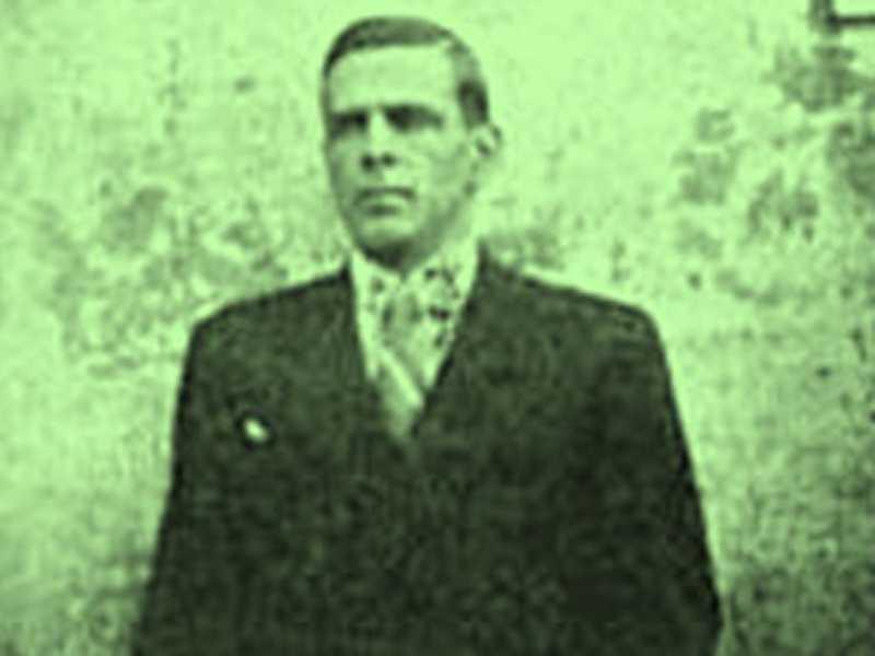 Donizetti Santana Figueiredo Prefeito Municipal de São Tomás de Aquino Revista Nação Brasileira, RJ, Maio de 1938.