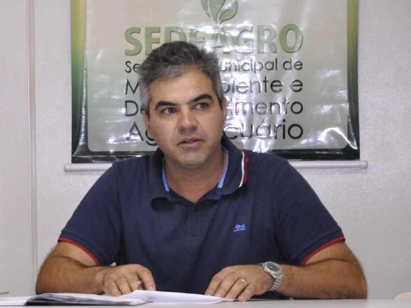 Marco Aurélio Alves de Paula conduzirá os trabalhos do Codema  nos próximos dois anos