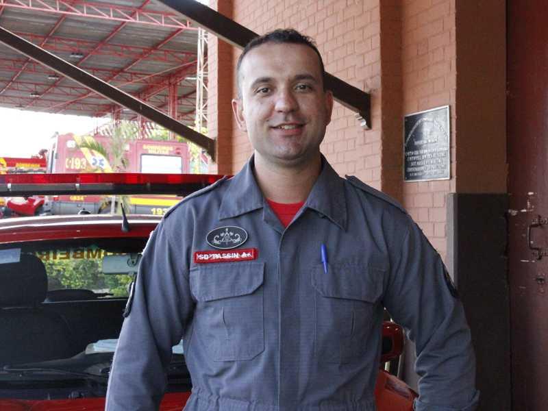 Bombeiro Militar de São Sebastião do Paraíso, Guilherme Tassin