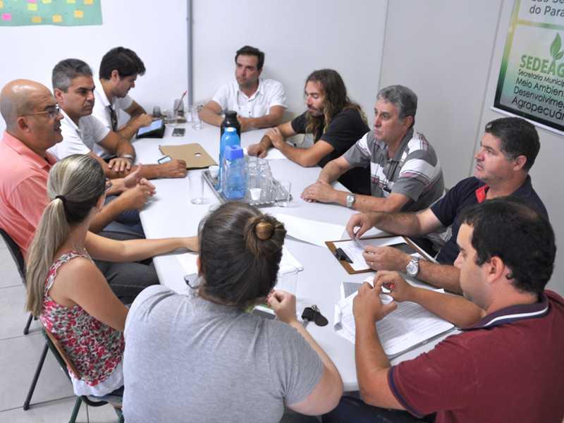 Grupo de trabalho tem se reunido semanalmente para  organizar a legislação que deverá ser adotada pelo município