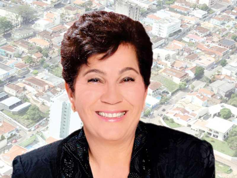 Ex vice-prefeita é candidata a vereadora pelo PSB