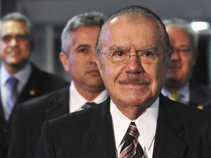 José Sarney trabalhos Senado