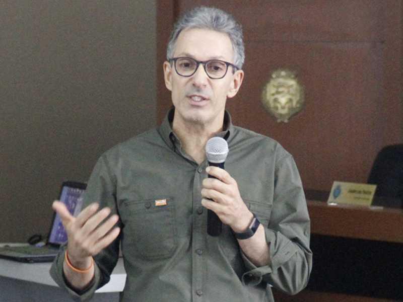 Empresário Romeu Zema eleito governador de Minas Gerais pelo Partido Novo