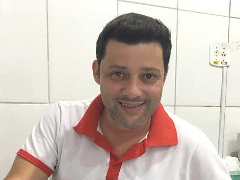 Donovan Navarro, idealizador do Siri na Roça